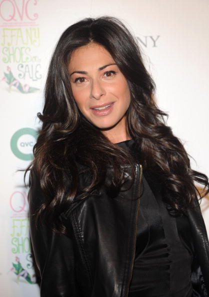 "Televison personality Stacy London attends QVC presents ""FFANY Shoes on Sale"" at the Waldorf-Astoria"