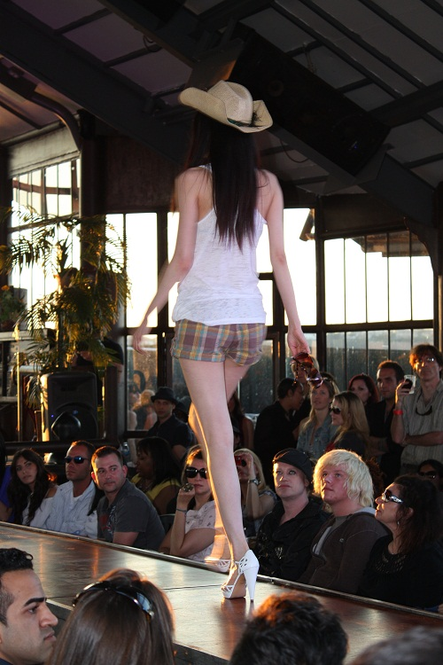Forever 21 Walk on Water Fashion Show
