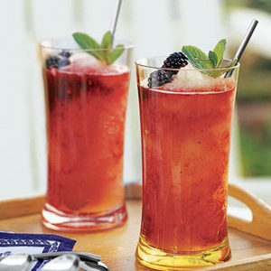 Blackberry Mint Crush