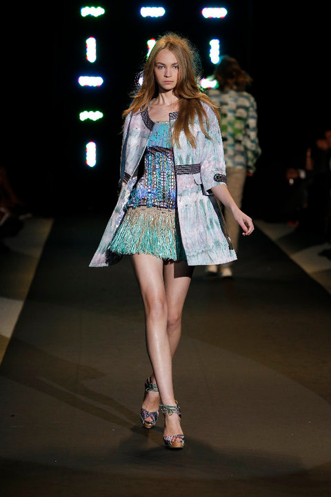 Custo Barcelona Spring-Summer 2011 Collection