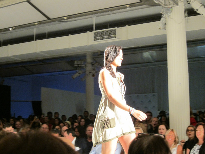 Caravan's Boy Meets Girl Fashion Show
