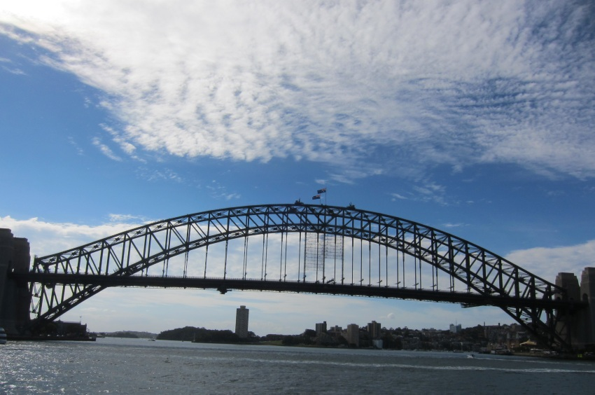 Sydney's Harbour Bridge