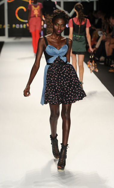Z Spoke by Zac Posen Spring 2011