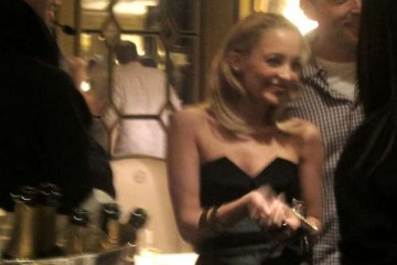 Nicole Richie at Bergdorf Goodmans during New York Fashion Week Fall 2011. Photo Credit: Kristen Colapinto