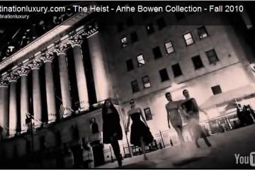 """Anne Bowen's Winter 2011 """"ONENESS"""""""