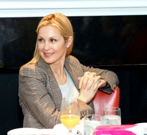 Kelly Rutherford at ZENO Luncheon