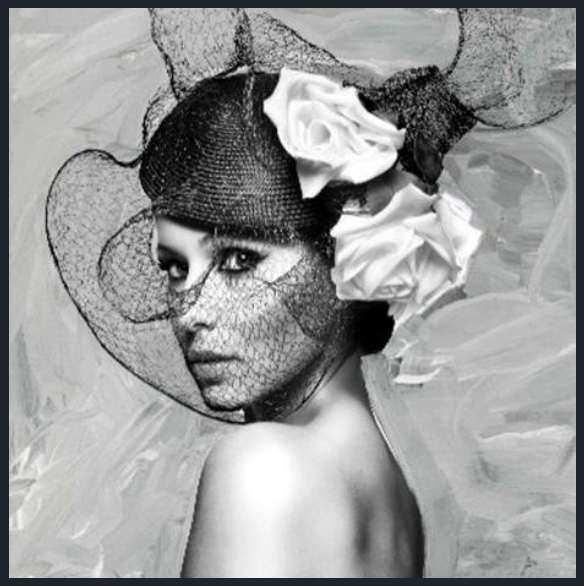 Philip Treacy Headdress