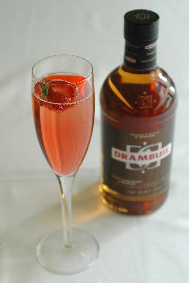 Royal Wedding Cocktail