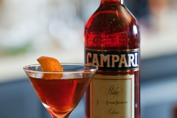 Campari and Negroni