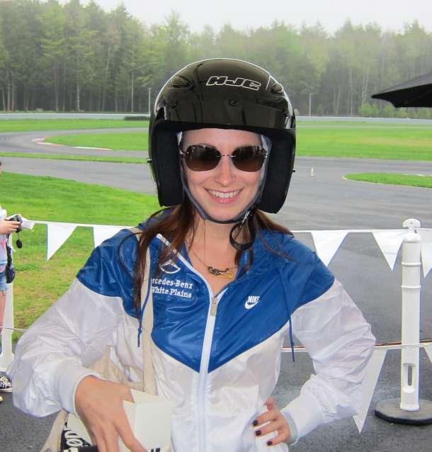 Kristen Colapinto Mercedes-Benz