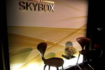 American Express Skybox-