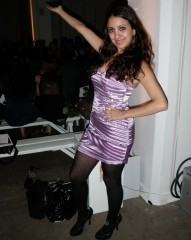 Justine Costanza at Jason Troisi Runway Presentaion-P9070561