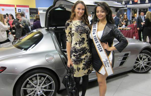 Kristen Colapinto Miss New York Teen Mercedes-Benz