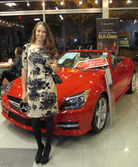 Mercedes-Benz Kristen Colapinto