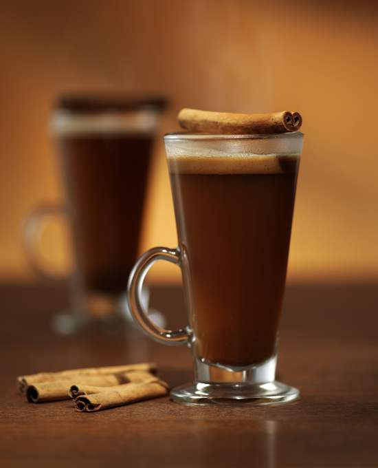 Abuelo's Hot Buttered Rum
