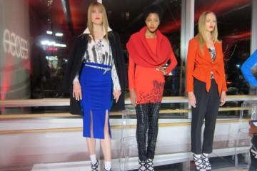 ESOSA Presents the 'Urban Geisha' for Fall 2012-7