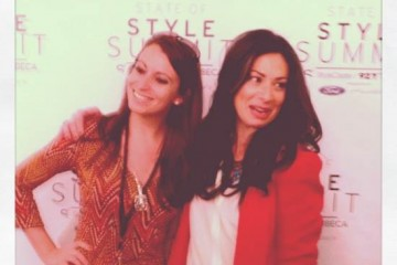 Kristen Colapinto and Stacy Londong at the Ford_State of Style-550