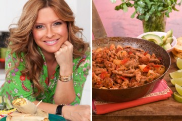 Cinco de Mayo Menu Inspirations from Ingrid Hoffman-1