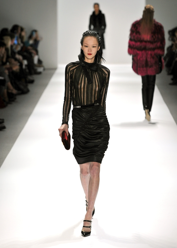 Carmen Marc Valvo Calzature for Fall 2013 -1image