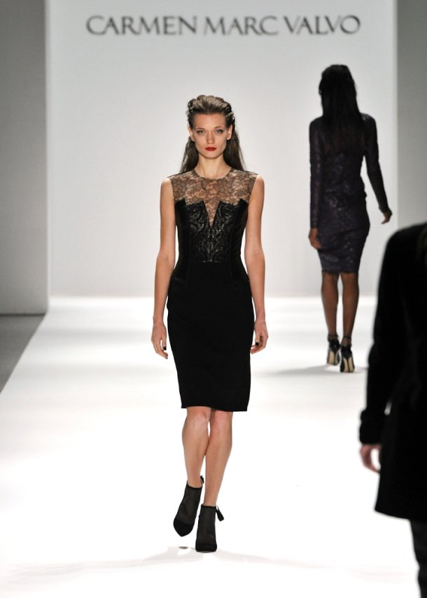 Carmen Marc Valvo Calzature for Fall 2013 -3image