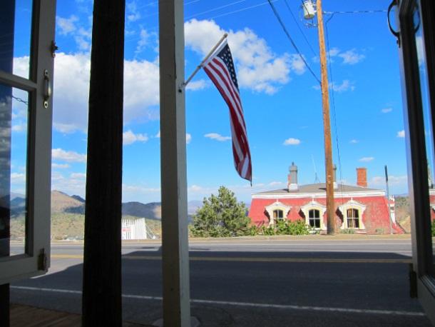 Cafe Del Rio in Virginia City, Nevada_2675
