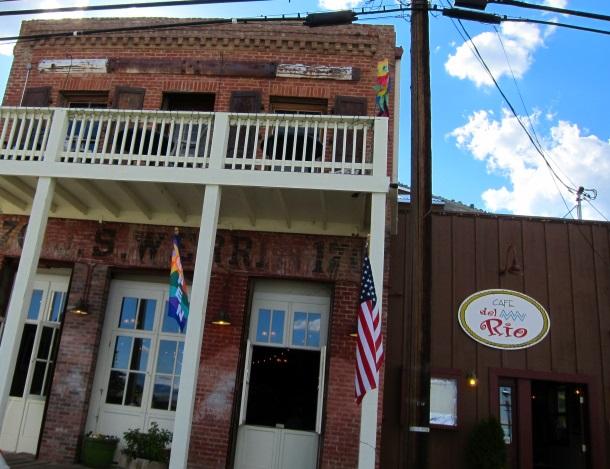 Cafe Del Rio in Virginia City, Nevada_2683