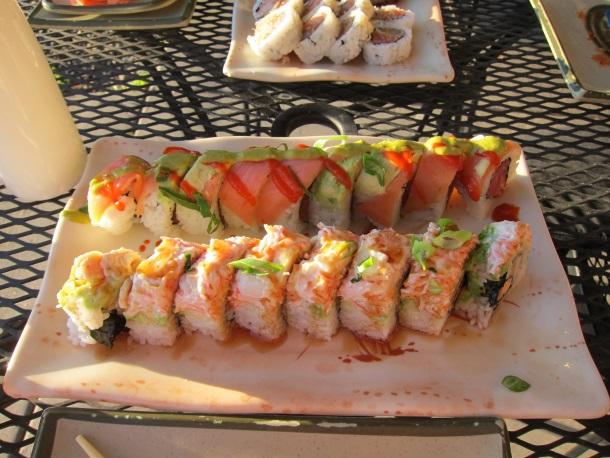 Sushi Pier on Lake Tahoe_2824