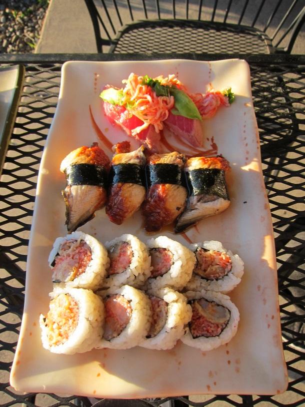 Sushi Pier on Lake Tahoe_2826