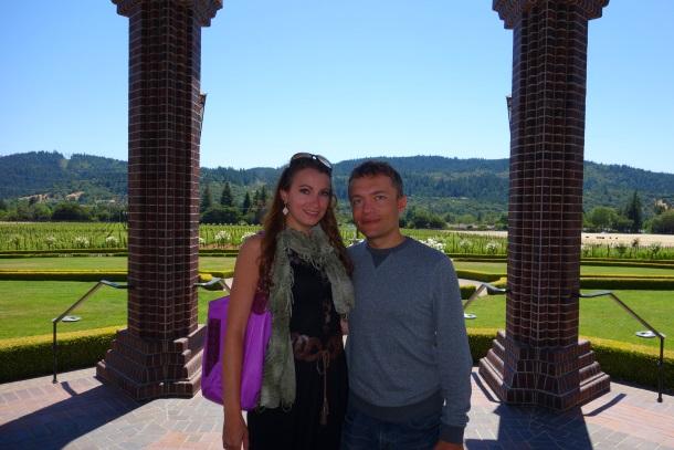Ledson Winery Vineyards in Sonoma California-DSC02487