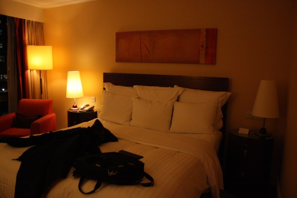 London Marriott in West India Quay Review_7744