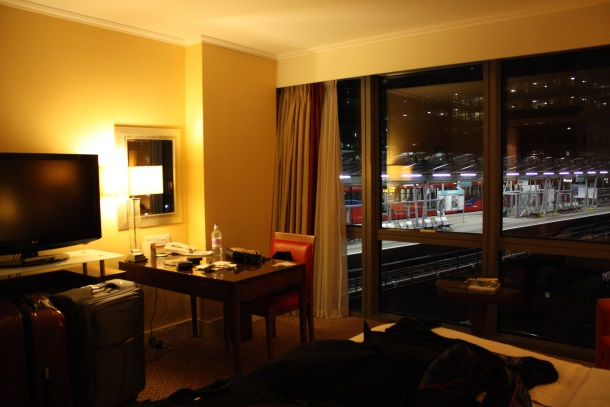 London Marriott in West India Quay Review_7745