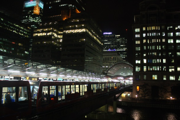 London Marriott in West India Quay Review_7773