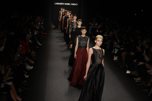 New York Fashion Week Fall-Winter 2014 - Carmen Marc Valvo-fsbpt010.24com-carmen-marc-valvo