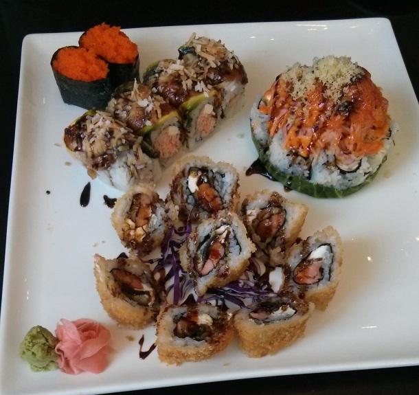 Fu Hou Sushi Bar In Manati, Puerto Rico-163103