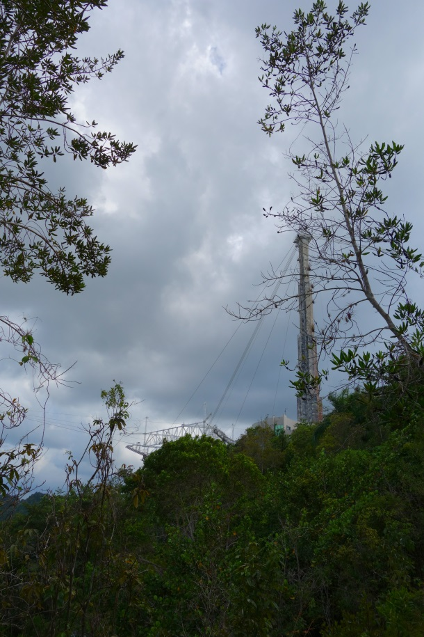 Day Trip Puerto Rico Arecibo Observatory-DSC04013