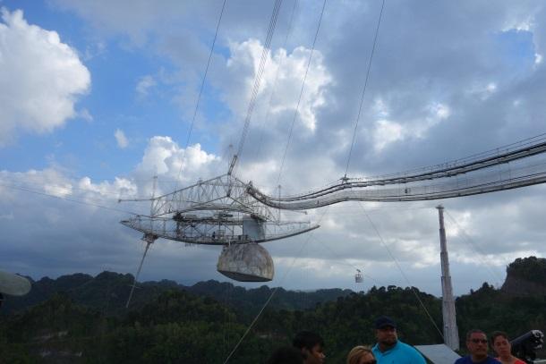 Day Trip Puerto Rico Arecibo Observatory -DSC04034