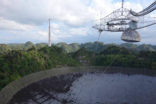 Day Trip Puerto Rico Arecibo Observatory -DSC04045