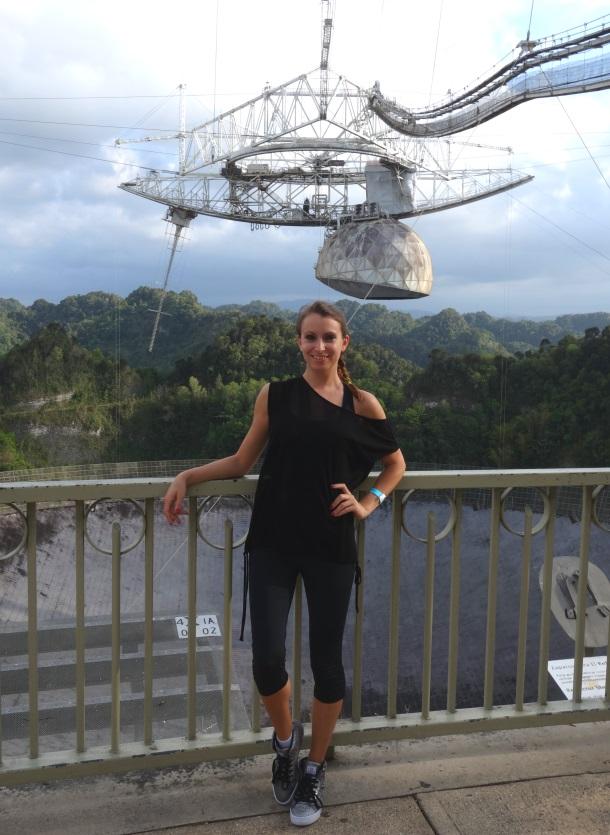 Day Trip Puerto Rico Arecibo Observatory - DSC04060