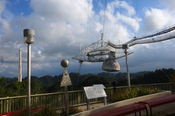 Day Trip Puerto Rico Arecibo Observatory - DSC04062