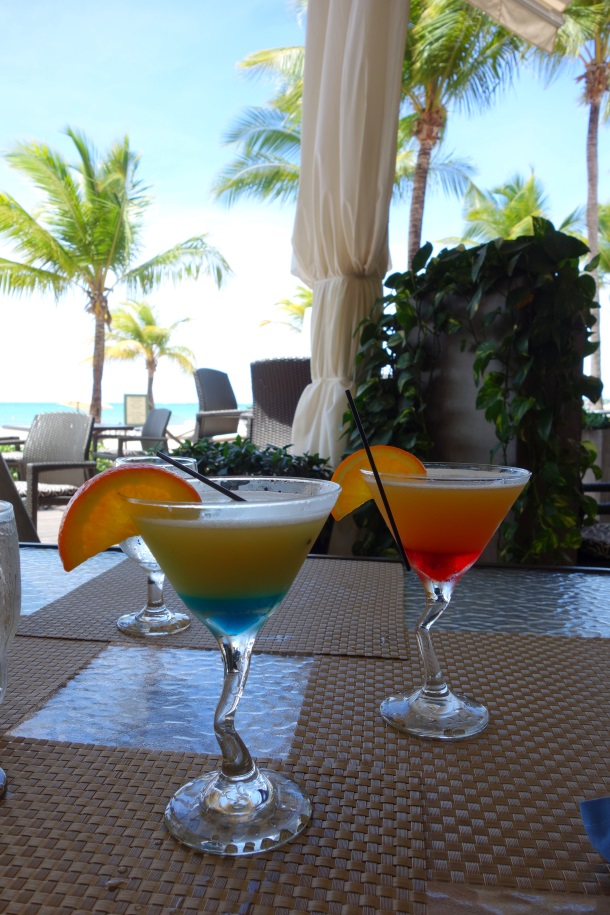 Sirena Restaurant Puerto Rico Courtyard Mariott-DSC05876