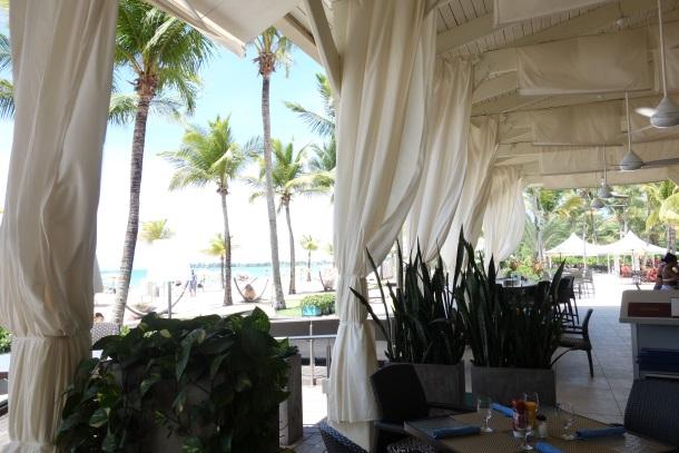 Sirena Restaurant Puerto Rico Courtyard Mariott-DSC05881