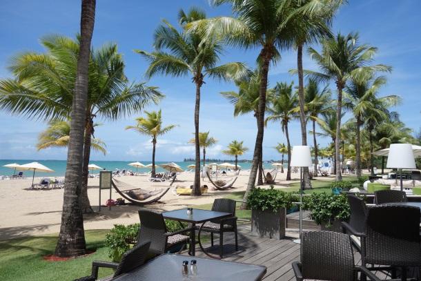 Sirena Restaurant Puerto Rico Courtyard Mariott-DSC05884