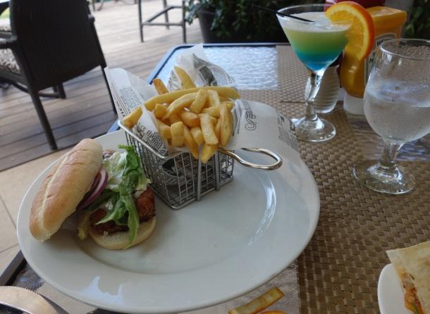 Sirena Restaurant Puerto Rico Courtyard Mariott-DSC05897