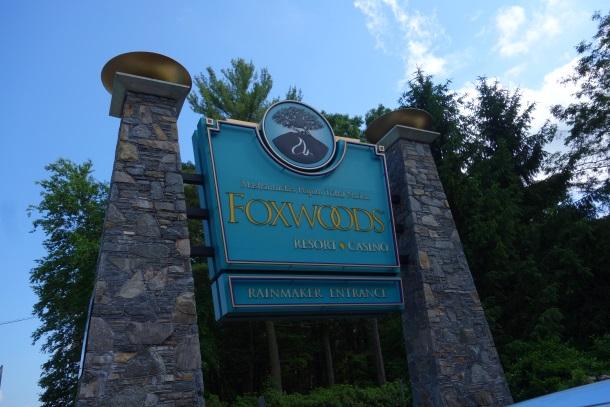 Hilton Garden Inn, Connecticut, Foxwoods Casino, Mohegan SunDSC06831