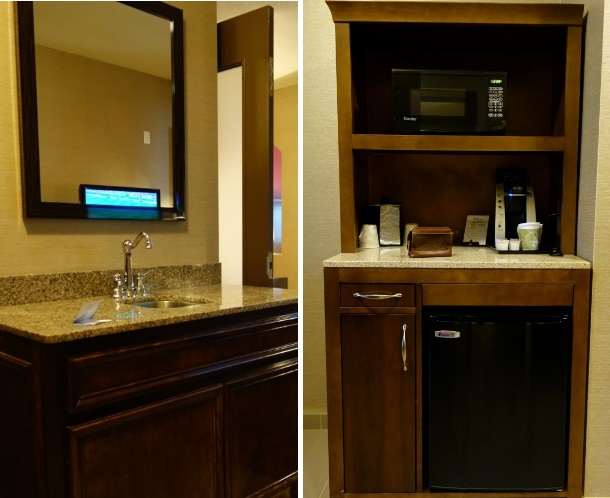 Hilton Garden Inn-amenities