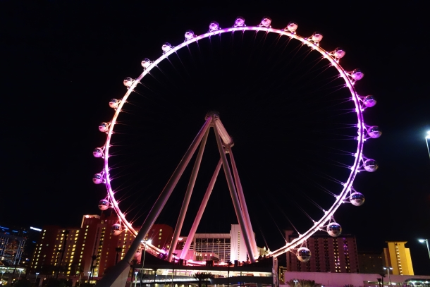 High Roller Ferris Wheel In Las Vegas-DSC08749