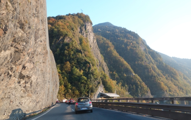 Driving from northern Italy to France-DSC04231