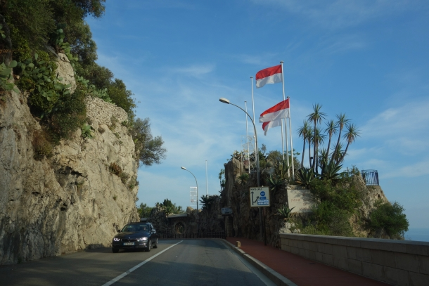 Drive to Monte Carlo, Monaco from Nice, France-DSC05506
