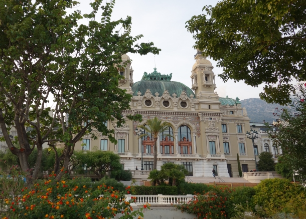 Drive to Monte Carlo, Monaco from Nice, France-DSC05573