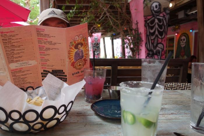Pink Taco, Las Vegas-DSC09385